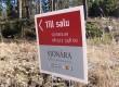 Tomtmark till fritidshus, 2 018 m² – Norrtälje