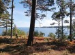 Tomtmark till fritidshus, 2 004 m² – Norrtälje